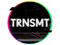 1 TRNSMT tickets for sale £100 Ono