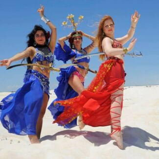 Belly Dance shows and classes