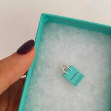 Tiffany & Co Shopping Bag Charm RRP $370 Scarborough Stirling Area Preview