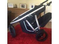 Phil & Teds Pram with Doubles Kit