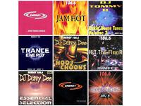 ENERGY 106 CDs