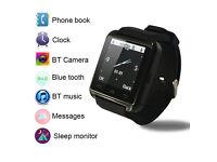 NEW Black Smart Watch
