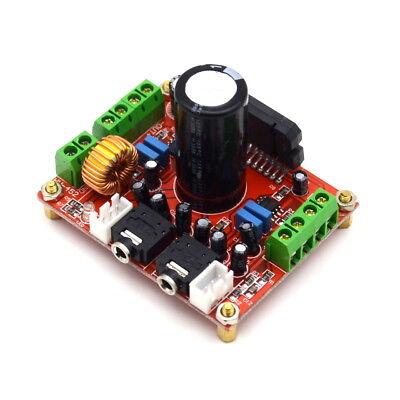 4x50w Dc 12v Audio Power Amplifier Board Module With Ba3121 Denoiser Tda7850