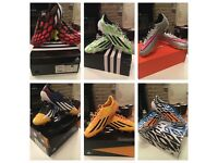 Football Boots New In Boxes