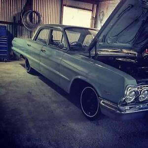 1963 Chevrolet Bel Air Sedan Creswick Hepburn Area Preview