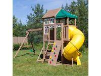 Cedar Summit Playground Set