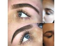 Mobile eyelash technician - eyelash extentions -hd brows Russian volume plus more