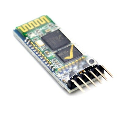 1pcs Hc-05 Master-slave 6pin Jy-mcu Anti-reverse Integrated Bluetooth
