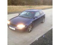 Audi A3 1.8T 20v Swaps