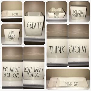 New Rae Dunn office accessories
