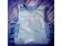 SALE Kevlar L3 Stab & Bullet Proof Ballistic Body Armour Vest RRP £500