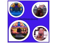 Bouncy Castles,Disco Domes and Inflatable Pub Hire.