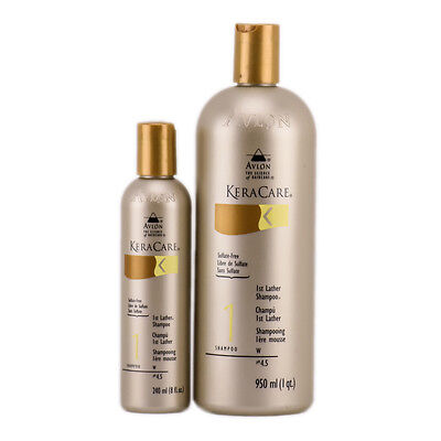 Keracare 1st Lather Shampoo Classic / Sulfate Free