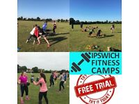 Ipswich fitness camps
