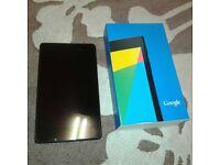 Nexus 7 (2nd Generation) 32GB, Wi-Fi + 4G (Unlocked), 7in - Black
