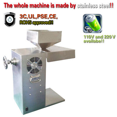 new Oil Extractor machine,Auto Nut pitted Olive Oil Expeller Oil Press machine