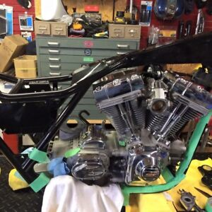 Twin cam fxr package