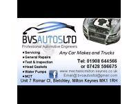 BVS Autos LTD Garage