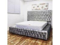 Luxury Paris bed