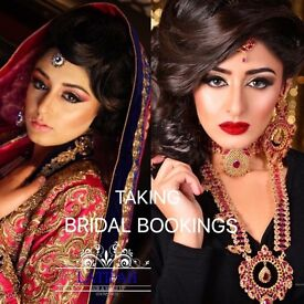BRIDAL PACKAGE FROM £250 // CREATIVE MAKEUP ARTIST