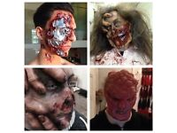 Halloween Make Up Artist /Sfx and Bodypainting