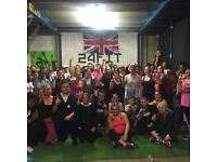 FREE fitness boot camp