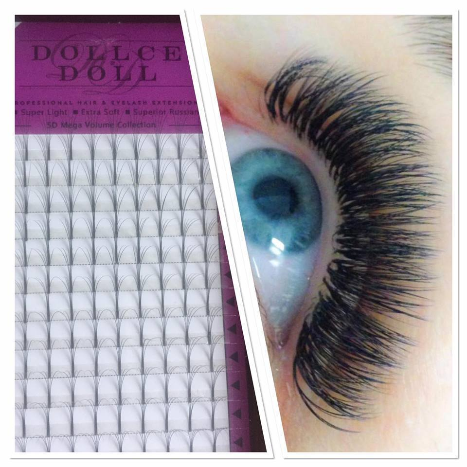 DOLLCE DOLL LASHES