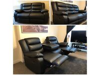 � BEAUTIFUL Excellent Quality New CHICAGO RECLINER 3+2+1 SOFA � Grand Sale Offer With 1year Warranty