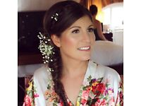 Makeup Artist & Hairstylist Weddings Bridal Event Hen Do Birthday Photoshoot
