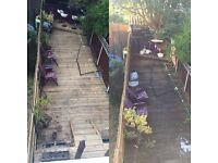 Jet Washing - Driveway, Stairs, Patio, Paving & Decking Cleaning