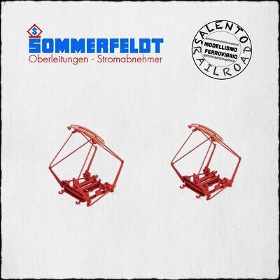 SOMMERFELDT 822 paire routeurs bois FS type 52 - 1/87
