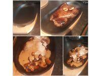 Steak Serving Platter
