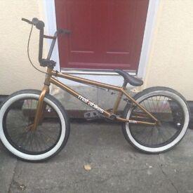 BMX mafia bicycle