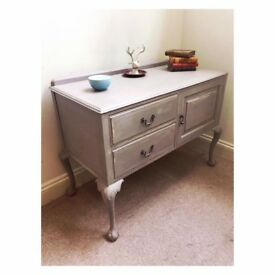 French linen sideboard