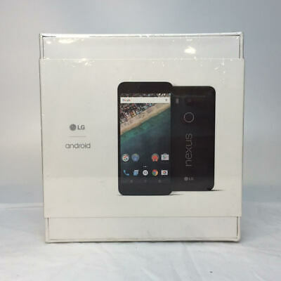 LG Nexus 5X 32GB Black Smartphone (H791)