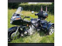 Honda Escapade 1100 cc £6,800 Barnstaple, Devon For sale, Honda Escapade 1100 cc Trike , £6800
