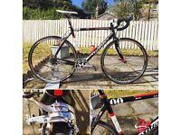 Wilier La Triestina 56cm 2009 semi carbon road bike
