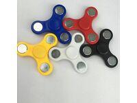 **Special Offer** Fidget Hand Toy Finger Spinner EDC Pocket Desk Focus ADHD UK Wholesale
