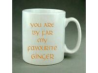 Personalised Photo Mug/Cup Gift 11oz