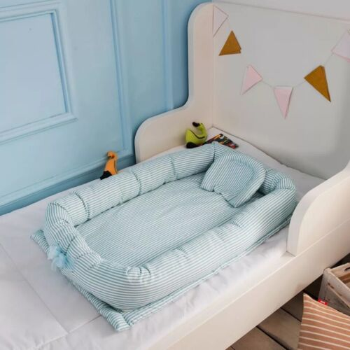Baby Nest Large Grande Cotton Bionic Bednest Breathable High Quality Like Dockat
