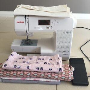 JANOME SEWING MACHINE Merriwa Upper Hunter Preview