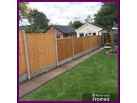 BARGAIN FENCING AND GARDENING