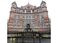 1x Harry Potter and the Cursed Child - Part I&II - Saturday March 11th