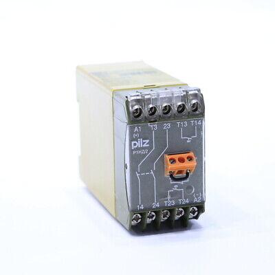 Pilz P1hz2 2a 24vgs 474580 Safety Relay