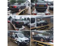 24/7 RECOVERY & BREAKDOWN MINIMUM CHARGE £40