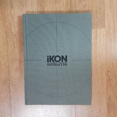 K-POP IKON CONCERT - RE CONNECT + KOLORFUL OFFICIAL LIMITED PHOTOBOOK