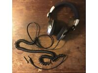 Technics RP-DJ1210 Headphones - Silver/Black