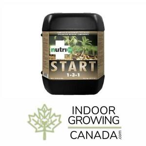 Nutri+ Nutrients & Additives - Indoor Hydroponic and Soil Growing | IndoorGrowingCanada.com