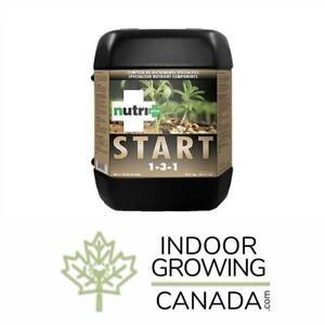 Nutri+ Nutrients & Additives - Indoor Hydroponic and Soil Growing | IndoorGrowingCanada.com