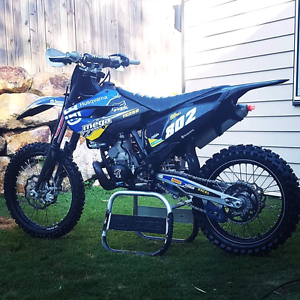 Husqvarna tc 250 2014 Griffin Pine Rivers Area Preview